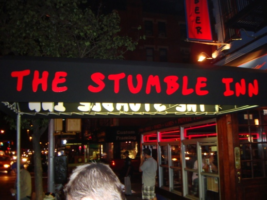 Stumble Inn Bar on 76th and 2nd Ave (UES)